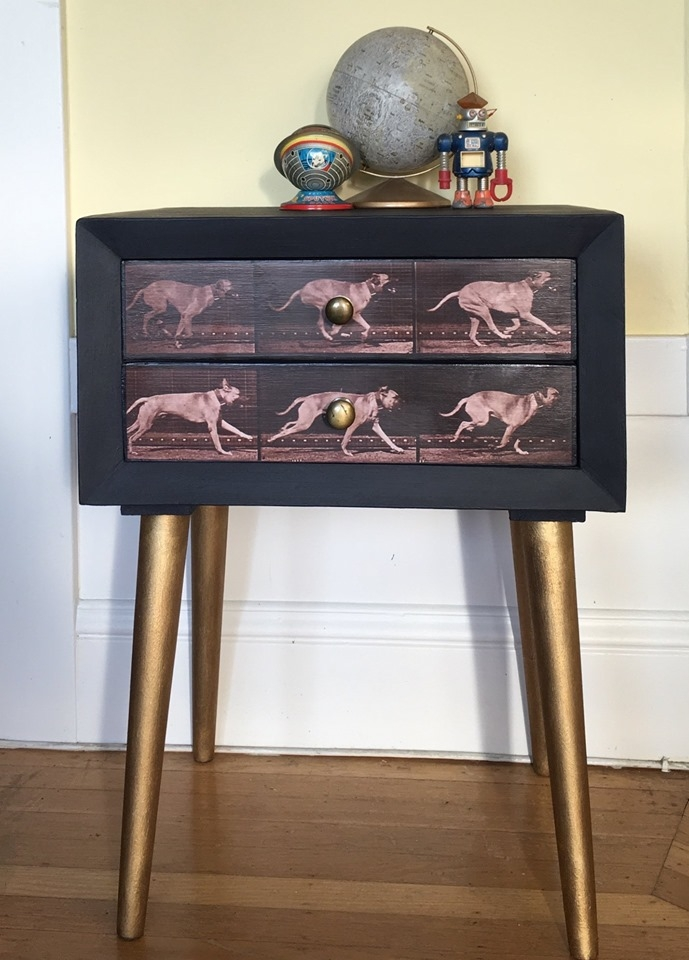 A Stylish Nightstand
