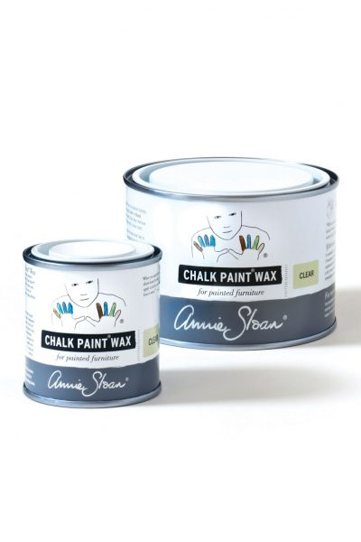 Clear Wax Cans